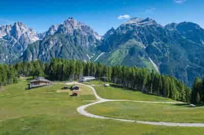 Auronzo Cadore Mont Augudo Malon