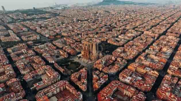 barcelona 1 vedetta webcam
