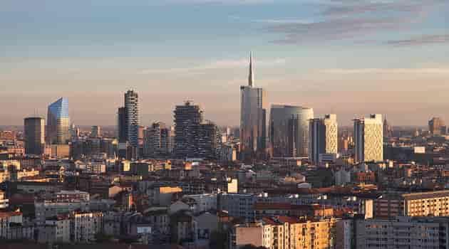 Milan nouvelle porte 1