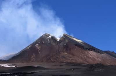 Volcan Etna SUD / EST