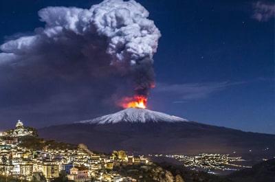 Vulcano Etna EST